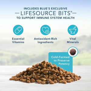 Blue Buffalo Life Protection Natural Chicken & Brown Rice Recipe Small Breed Adult Dry Dog Food