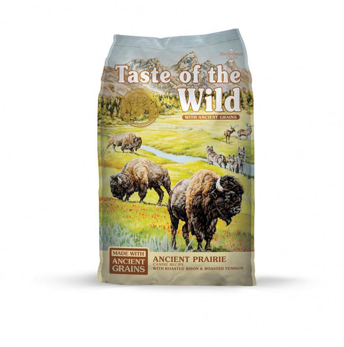 Taste of the Wild Ancient Prairie with Ancient Grains Dry Dog Food