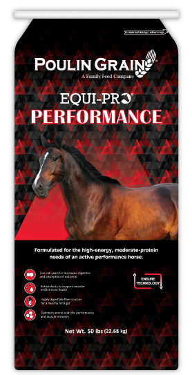 Poulin Grain EQUI-PRO® Performance