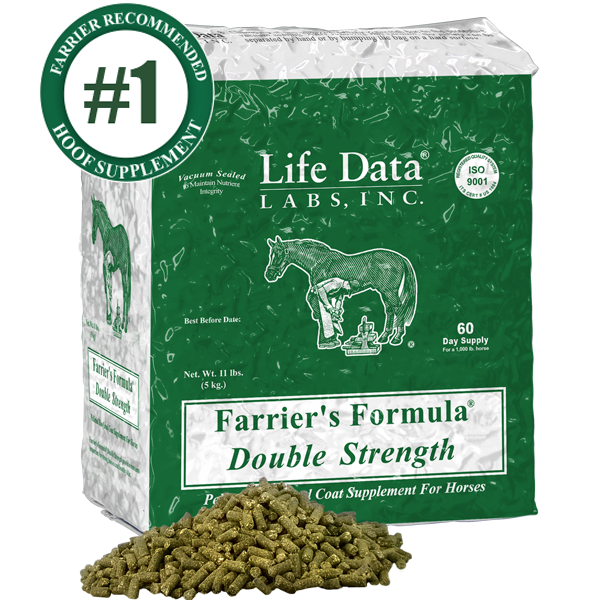 Life Data Farrier's Formula® Double Strength