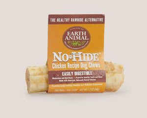 Earth Animal Chicken No-Hide® Wholesome Dog Chews - Small