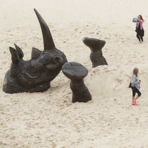 Sculpture by the Sea: sun, surf and art – in pictures