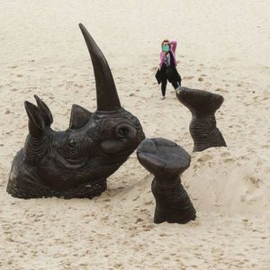 In pictures: Sculptures return to the Sydney seaside