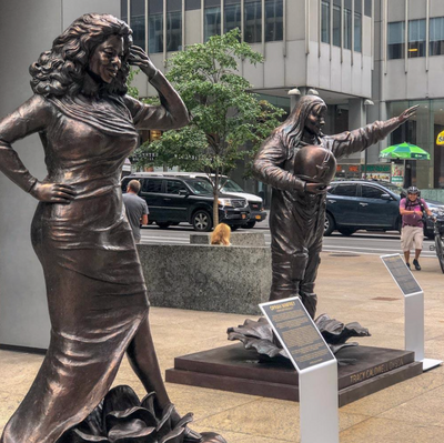 Statues For Equality - Various Locations, USA
