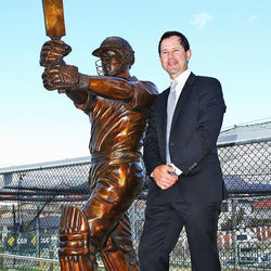 Ricky Ponting (Bronze Sculpture)