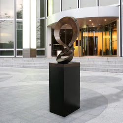 Infinite Possibilities (Bronze Sculpture)