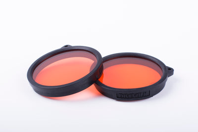 Red Filter for Wide-angle Lens