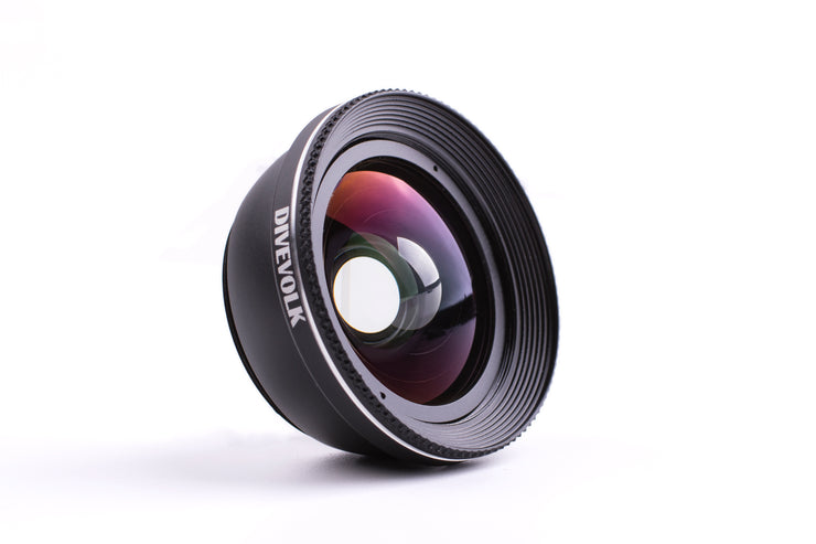Wide Angle Wet lens