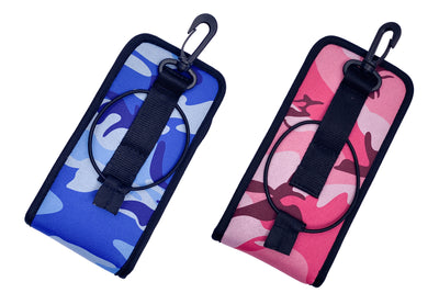 DIVEVOLK Multifunctional Camouflage Protective Cover for SeaTouch smartphone diving housing