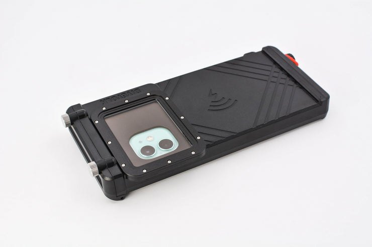 DIVEVOLK  SeaTouch 3 Pioneer waterproof iPhone case, underwater smartphone housing, diving case