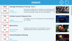 Company Happenings App - FREE