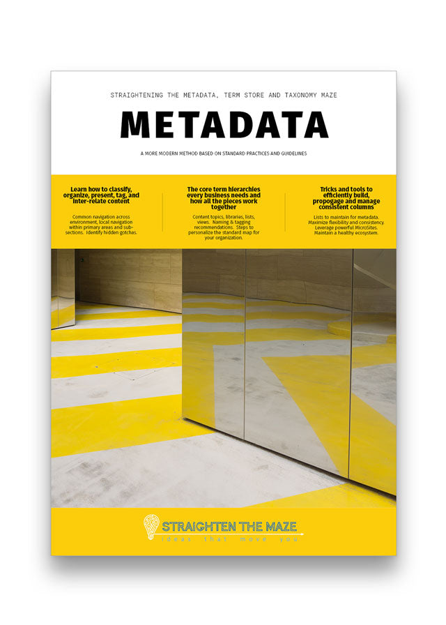 Metadata Report - Available Fall 2019