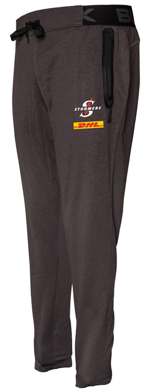 Stormers Tapered Training Pant - Charcoal