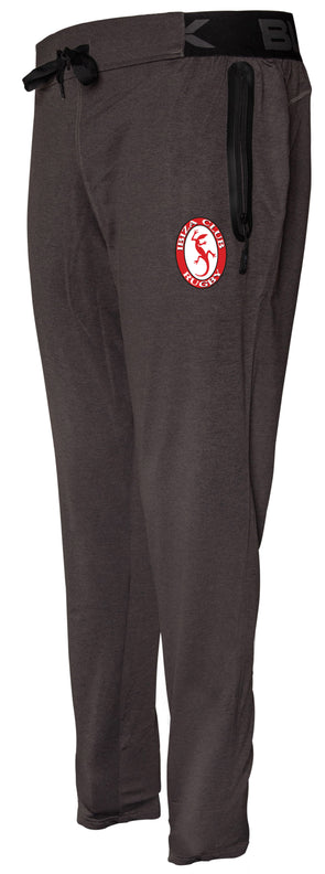 Ibiza Rugby Tapered Training Pant - Charcoal