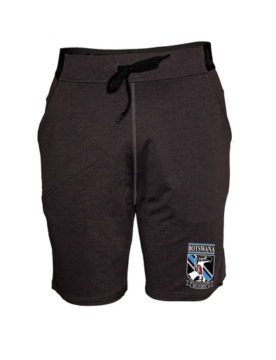 Botswana Rugby Training Short - Charcoal
