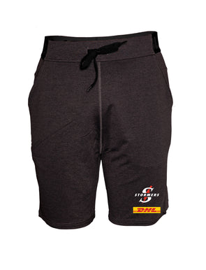 Stormers Training Short - Charcoal