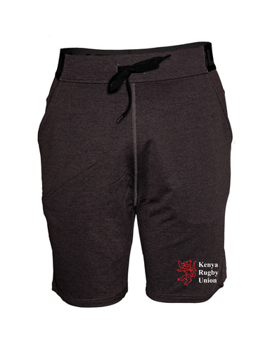 Kenya Rugby Training Short - Charcoal