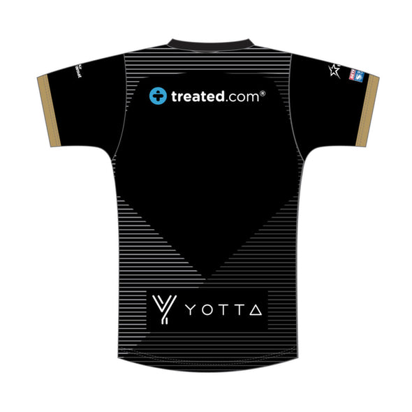 Toronto Wolfpack Away Replica - Black