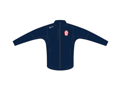 Ibiza Rugby Carbon Pro Jacket - Navy