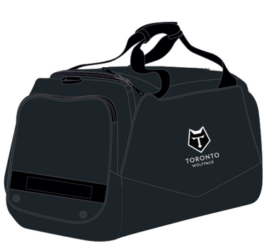 Toronto Wolfpack Gear Bag - Carbon
