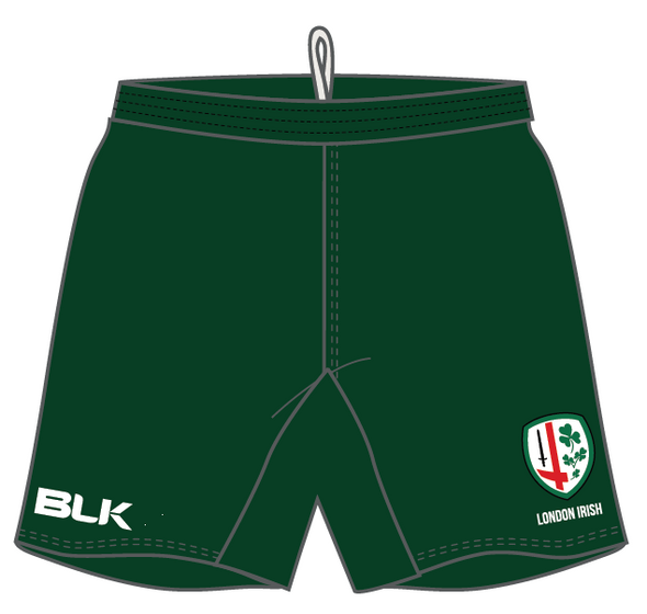 London Irish Replica Home Short - Bottle