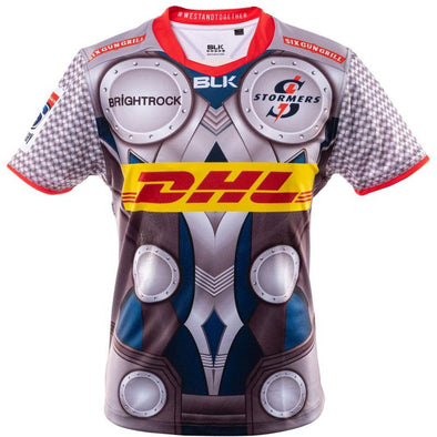 Stormers Men's Marvel Thor Replica Jersey 2020