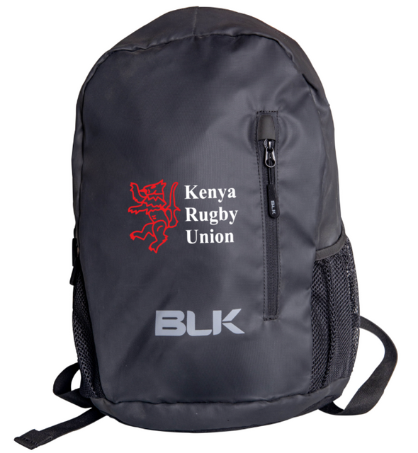 Kenya Rugby Small Backpack - Carbon