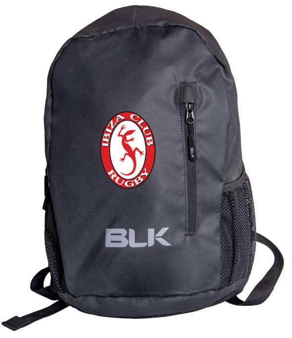 Ibiza Rugby Small Backpack - Carbon