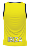 Ibiza Rugby Men's Sublimated Singlet