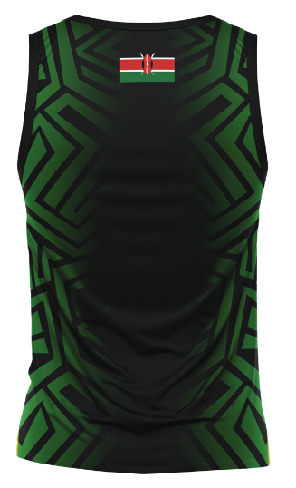 Kenya Rugby Men's Sublimated Singlet