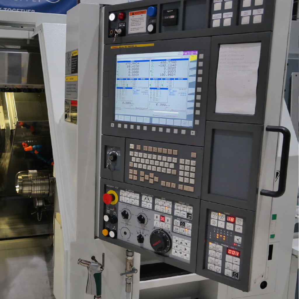 MTB develops Cam Grinding and Crank Milling Application for National Machine