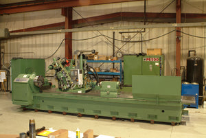 PFAUTER P400H GEAR HOBBING MACHINE Full Remanufacture and Conversion to 6 Axis of Motion