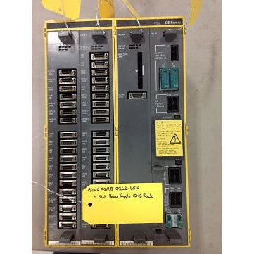 Fanuc 15MB Power Supply Rack - mtb-sales