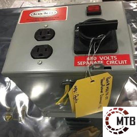 Daykin Transformer Disconnect - mtb-sales