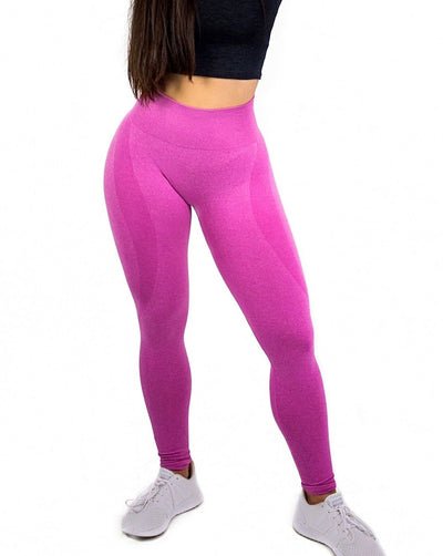 Effortless Leggings|Pink