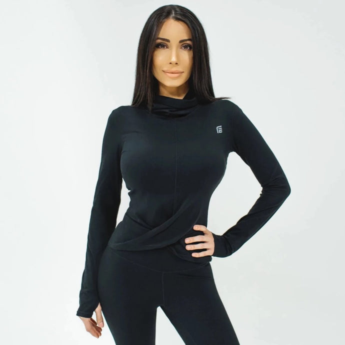 Elite Long Sleeve - Black
