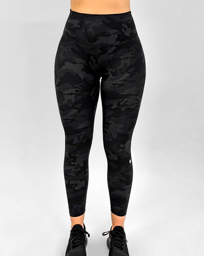 Elite Seamless 7/8 Leggings|Camo