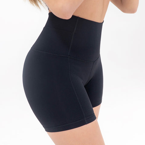 Elite Seamless Shorts|Black