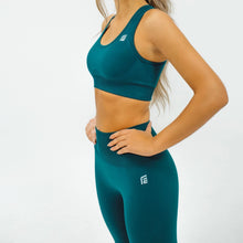 Load image into Gallery viewer, Energy Seamless Leggings|Viper Green