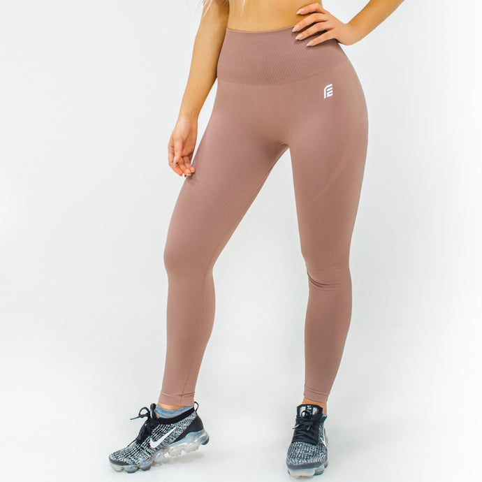 Energy Seamless Leggings|Desert Sand
