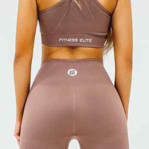 Energy Seamless Top|Desert Sand