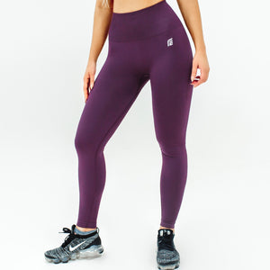 Energy Seamless Leggings|Amethyst Purple