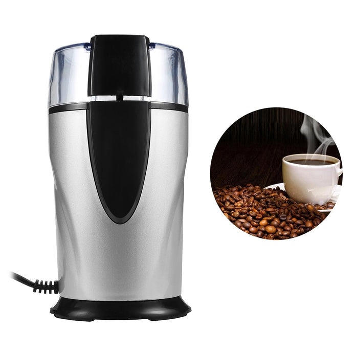 Mini Electric Coffee Bean Grinder For Salt Pepper Spices Nuts Seeds *** FREE SHIPPING USA/EU/UK/AUS ***