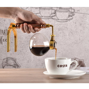 Home Siphon Coffee & Tea Maker Siphon Pot Vacuum Coffeemaker Glass Filter Models 3 & 5 Cups *** FREE SHIPPING USA/EU/UK/AUS ***