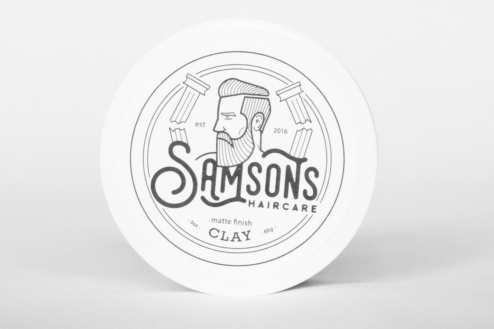 Matte Finish Clay Pomade
