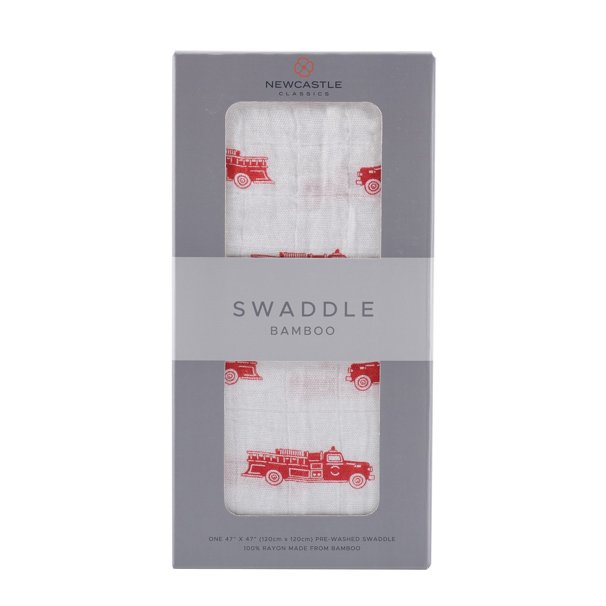 Fire Truck Swaddle