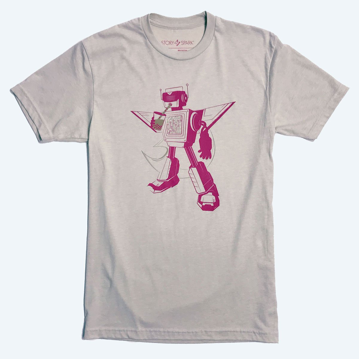Super Boba Bot T-shirt