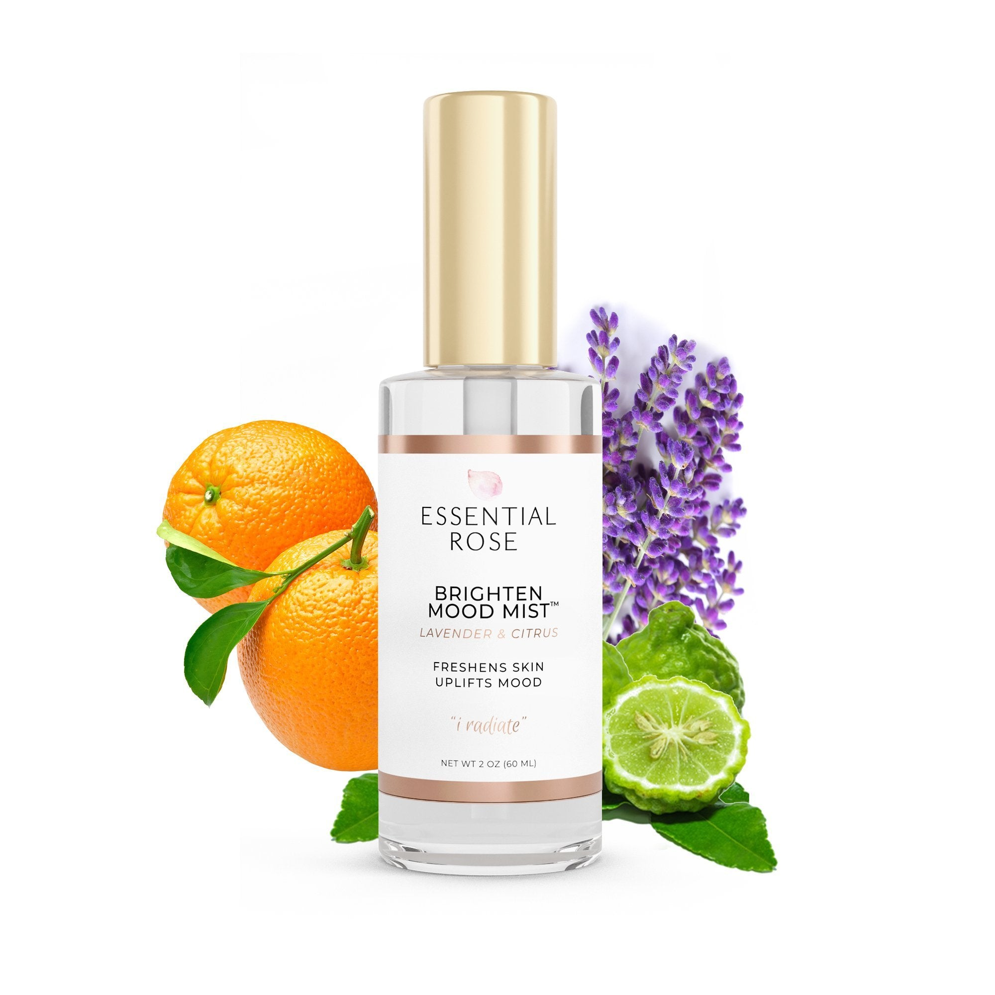 Hydrating Face Mist - Brighten Mood