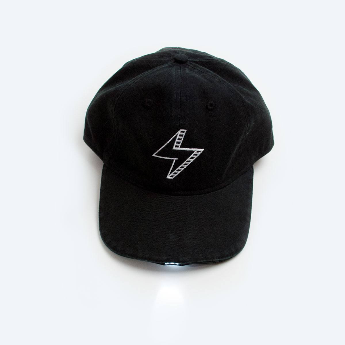 Story Spark Cap with LED Lights