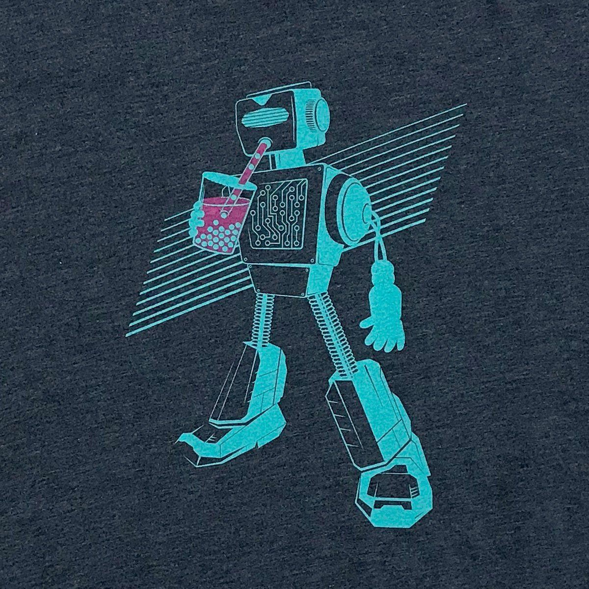 Boba Bot Kids T-Shirt